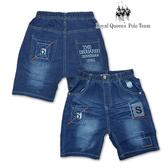 男童 牛仔短褲 [1911-8] RQ POLO 春夏 中大童 17-27碼 童裝 現貨