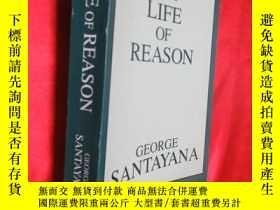 二手書博民逛書店The罕見Life of Reason (大32開) 【詳見圖】