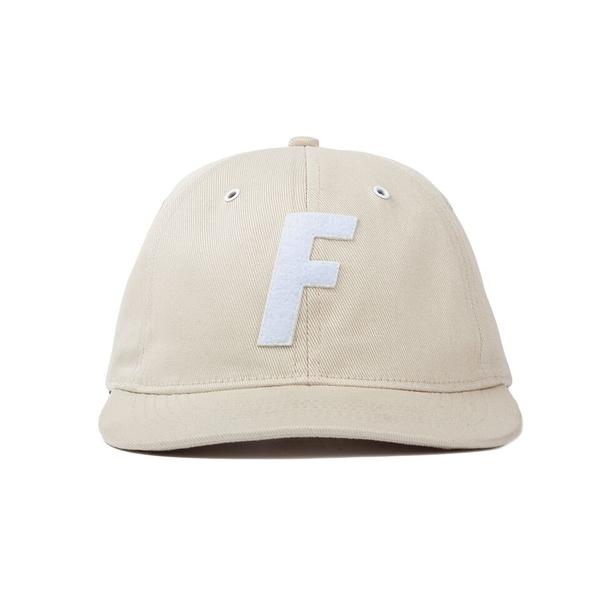 FAIRPLAY SANS NATURAL 卡其 棒球帽 素色 文字 美牌 環扣 可調式【GT Company】