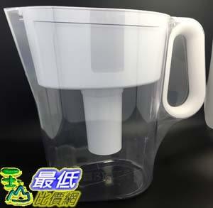 (倒著也可以用) 新型 Brita濾水壺 (2800CC) #987584 圓形濾心 (含1組濾心) U3