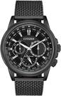 CITIZEN 星辰 光動能 三眼多功能 手錶 BU2025-76E