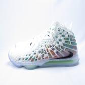 Nike LEBRON XVII EP 籃球鞋 BQ3178100 男款 白 大尺碼【iSport愛運動】