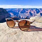 【南紡購物中心】2is AngusC2 太陽眼鏡│玳瑁色圓框│復古墨鏡│抗UV400