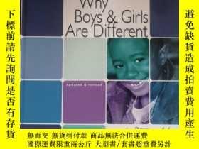 二手書博民逛書店Why罕見Boys & Girls Are Different Boys Ages 4 to 6Y67893