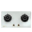 《修易生活館》 莊頭北 TG-8503 GW 保潔二口玻璃檯面爐 (不含安裝費用)