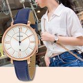 FOSSIL 羅馬經典設計時尚腕錶 ES3843 熱賣中!