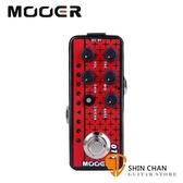Mooer 016 Phoenix 迷你音箱前級模擬效果器【Micro Preamp】