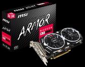 微星 RX 570 ARMOR 4G OC (Gaming虎) PCI-E 顯示卡