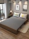 沙發床兩用客廳多功能小戶型簡約北歐實木沙發床可摺疊雙人1.5米 夢幻小鎮