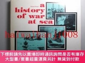二手書博民逛書店a罕見history of war at seaY465018 Helmut Pemsel Naval Ins