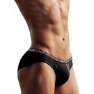 男內褲|輕薄透氣款 高衩 三角褲 超低腰 電臀 合身 運動 重訓 彈性 比基尼 基本純棉AD_OR6103