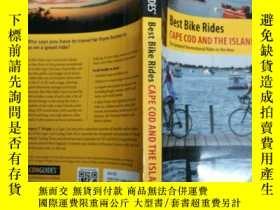 二手書博民逛書店Best罕見Bike Rides Cape Cod and th