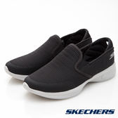 SKECHERS GO WALK 4 套式健走鞋 14927BKGY 女鞋