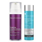 寶拉珍選 AC+超彈力淡斑活膚乳+ 2%水楊酸毛孔精露