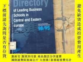 二手書博民逛書店directory罕見of leading business s