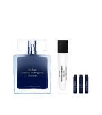 母檔特惠組【Narciso】極致紳藍男性香水組