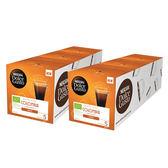 雀巢 Dolce Gusto 膠囊單品咖啡-美式濃黑咖啡:哥倫比亞限定版 (雙條6盒)