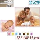 【北之特】防螨寢具_床包_舒柔眠_嬰兒 (65*130*15 cm)