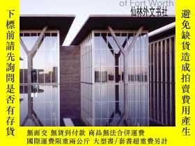 二手書博民逛書店【罕見】2008年出版 Tadao Ando: Modern Art Museum of Fort Worth
