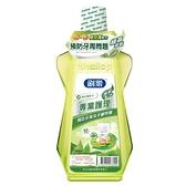 刷樂專業護理漱口水(綠茶口味)750ml