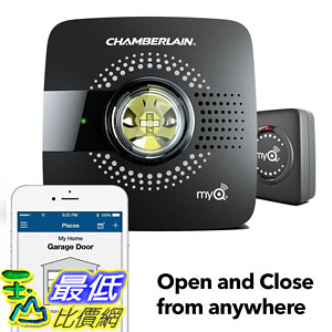 智能車庫門開啟器 MyQ Smart Garage Door Opener Chamberlain MYQ-G0301 Enabled Garage