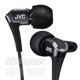 【曜德 / 送收納盒】JVC HA-FXH30 耳道式耳機 附線夾 最新高階雙磁體 高音質 / 免運