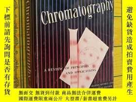 二手書博民逛書店Chromatography:罕見A review of pri