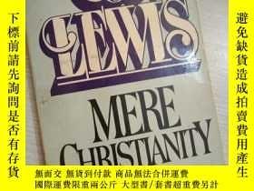 二手書博民逛書店Mere罕見Christianity (英文)Y16149