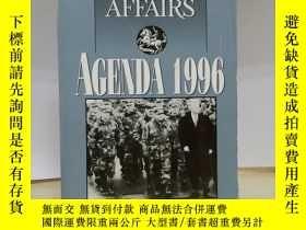 二手書博民逛書店FOREIGN罕見AFFAIRS Agenda 1996__Cr