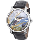 梵谷Van Gogh Swiss Watch梵谷經典名畫男錶 Gent 12-1 鳥