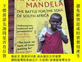 二手書博民逛書店After罕見mandela The battle for th