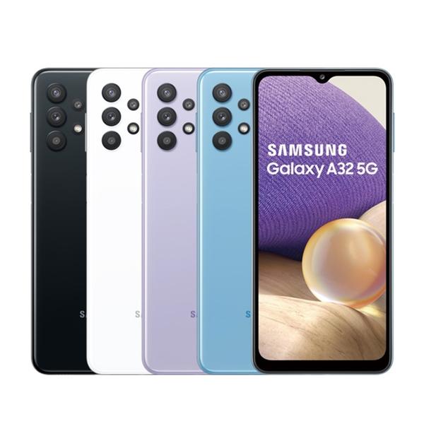 【贈32G記憶卡+傳輸線+集線器】Samsung Galaxy A32 5G (6G/128G) 6.5吋 智慧型手機【葳訊數位生活館】