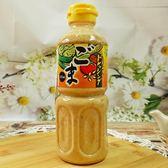 桃寶芝麻沙拉醬 500ml【4967105800514】(廚房美味)