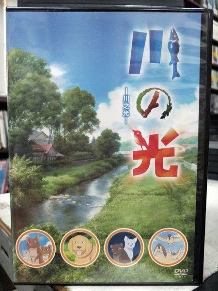 影音專賣店-Y32-082-正版DVD-動畫【川之光】-國日語發音