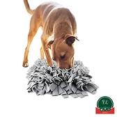 耐咬狗貓覓食玩具 寵物嗅聞墊子慢食益智訓練毯子【福喜行】
