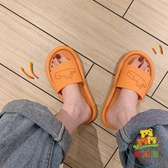拖鞋女夏韓版可愛卡通居家室內浴室洗澡涼拖男【樂淘淘】
