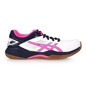 ASICS GEL-COURT HUNTER 女羽球鞋 (免運 訓練 羽球 亞瑟士≡排汗專家≡