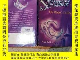 二手書博民逛書店young罕見hippo spooky 小河馬幽靈Y200392
