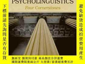 二手書博民逛書店21st罕見Century Psycholinguistics: