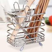 廚房用品 不鏽鋼可愛動物筷架 餐具 瀝水架 【KHS016】收納女王
