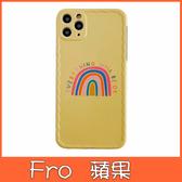 蘋果 iPhone11 Pro Max XR XS MAX iX i8+ i7+ 彩色蠟筆 手機殼 可掛繩 全包邊 保護殼