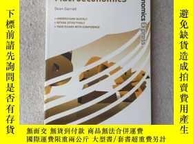 二手書博民逛書店Economics罕見Express: Macroeconomi