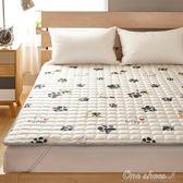 床褥子墊被1.5米榻榻米溥床墊學生宿舍褥子單雙人1.8m墊子0.9 one shoes YXS