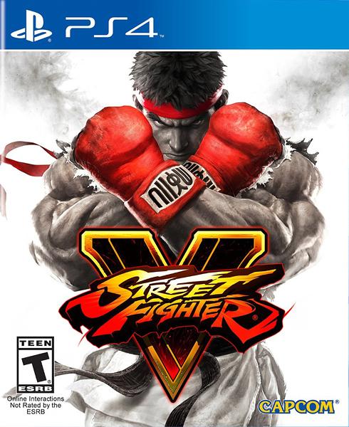 PS4 快打旋風 5(美版代購)
