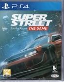 現貨中 PS4遊戲 超級街道賽 Super Street: Racer 中文亞版【玩樂小熊】
