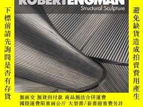 二手書博民逛書店Robert罕見Engman: Structural Sculp
