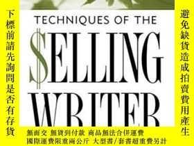 二手書博民逛書店Techniques罕見Of The Selling WriterY364682 Swain, Dwight