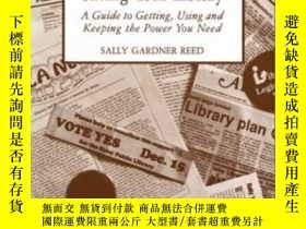 二手書博民逛書店Saving罕見Your Library: A Guide To Getting Using And Keepin