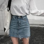 [S-5XL] 新品大碼200斤高腰包臀半身裙牛仔短裙港味a字裙女 - 風尚3C