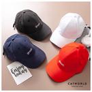 Catworld great文字刺繡棒球帽【18003540】‧F